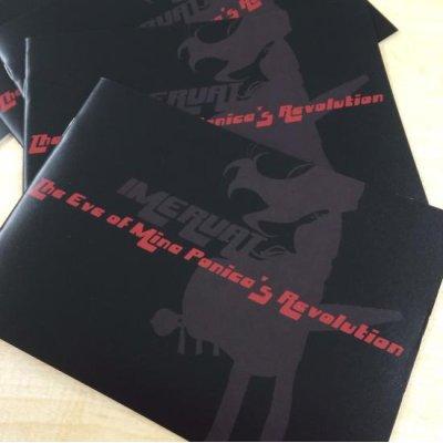 "Photo1: Pamphlet ""The Eve of Mina Ponica's Revolution"""